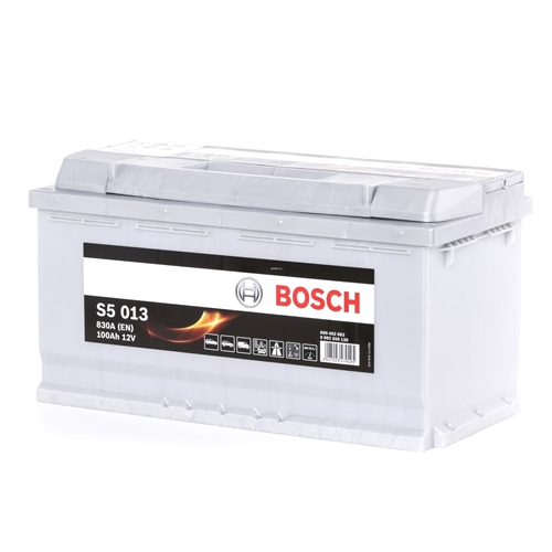 Акумулатор за кола BOSCH Silver Plus 0092S50130, 100Ah