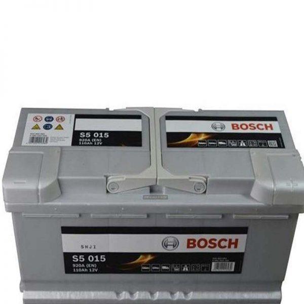 Акумулатор за кола BOSCH Silver Plus 0092S50150, 110Ah